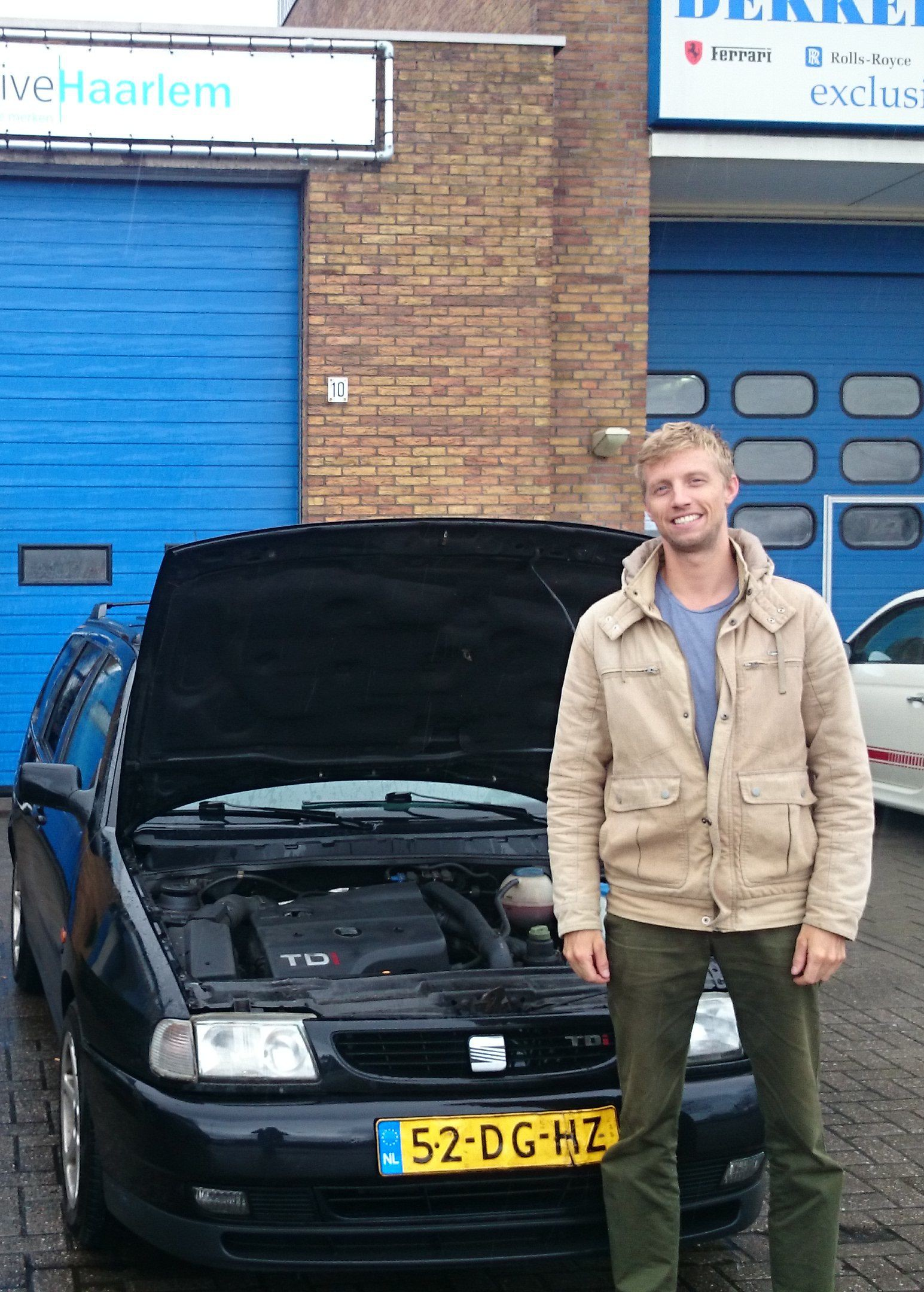 Automotive garage haarlem auto reparatie garage haarlem for Garage daniel auto
