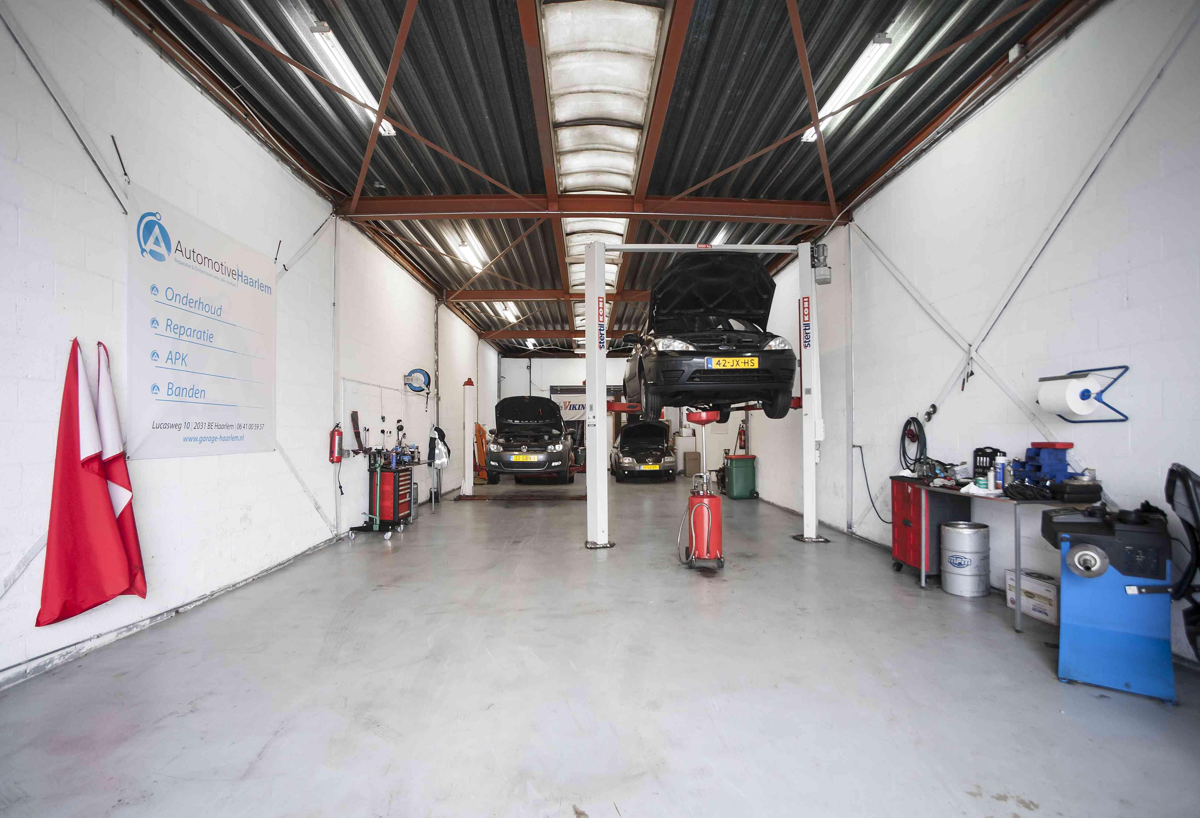 APK-keuring-bij-Automotive-Haarlem-autogarage